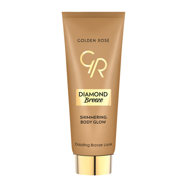 Diamond Breeze Shimmering Body Glow - Golden Rose Cosmetics BiH