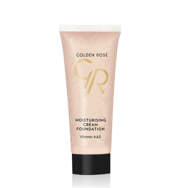 Moisturising Cream Foundation 04 - Golden Rose Cosmetics BiH