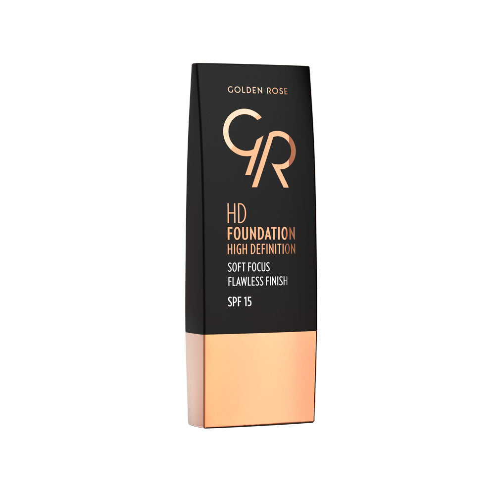 HD Foundation - Golden Rose Cosmetics BiH