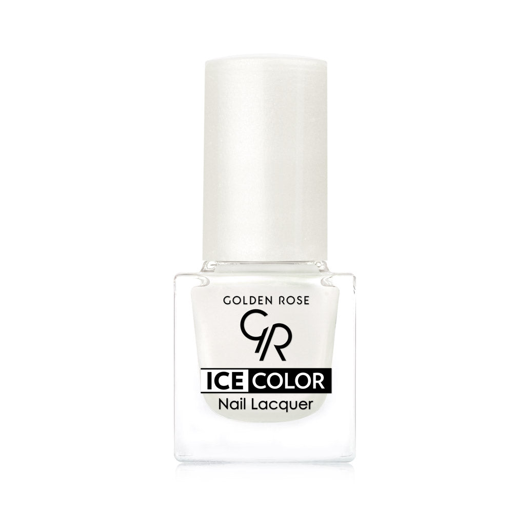 Ice Color Nail Lacquer(101-162) - Golden Rose Cosmetics BiH