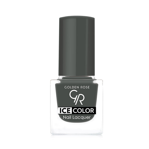 Ice Color Nail Lacquer(163-clear) - Golden Rose Cosmetics BiH