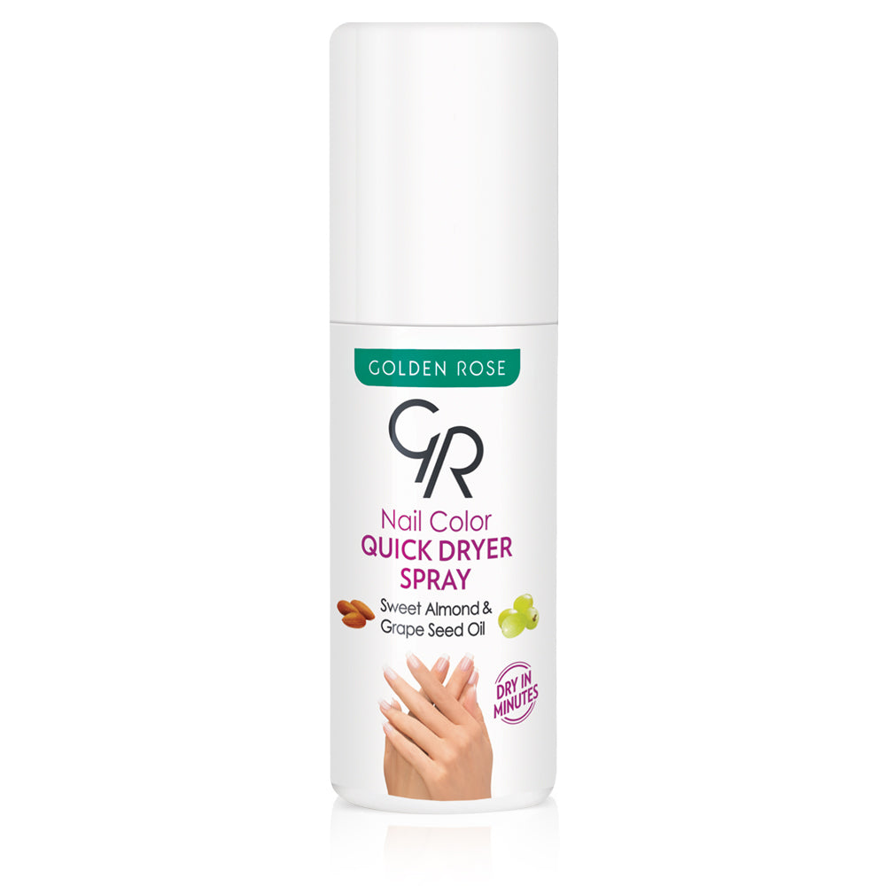 Nail Color Quick Dryer Spray - Golden Rose Cosmetics BiH
