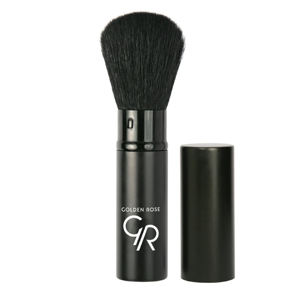 Retractable Powder Brush - Golden Rose Cosmetics BiH