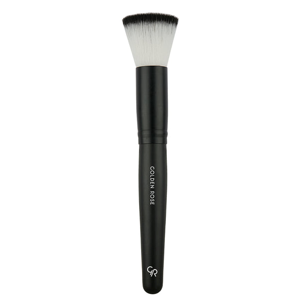 Round Face Brush - Golden Rose Cosmetics BiH