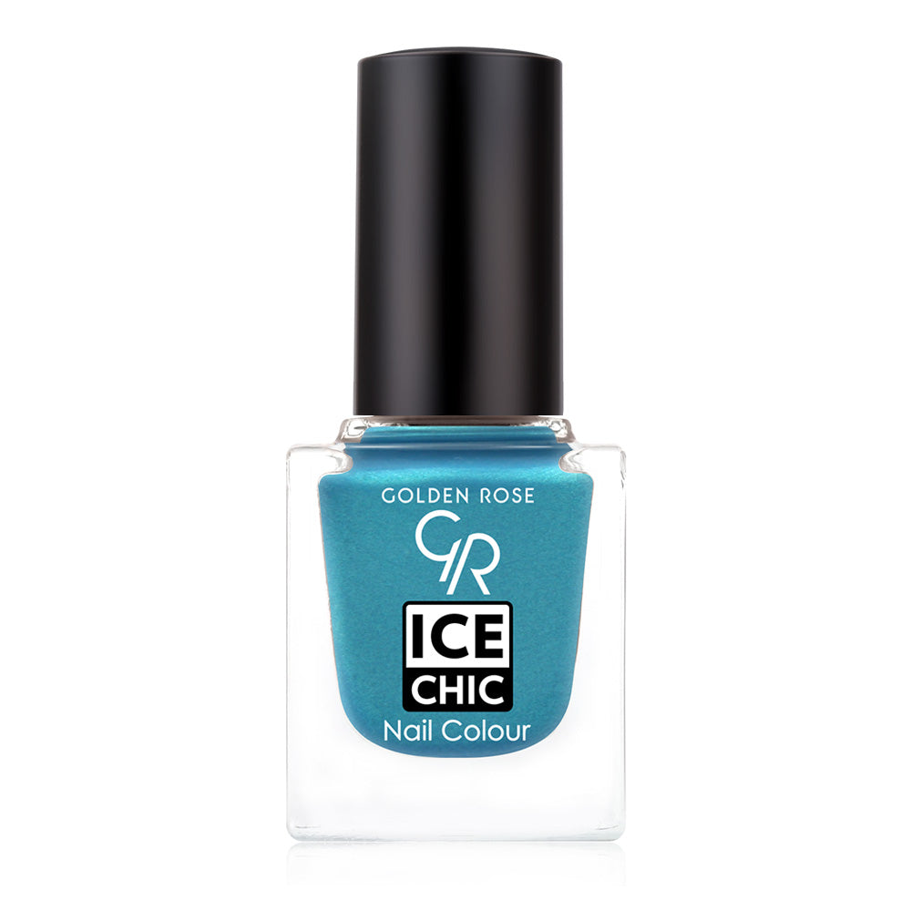 Ice Chic Nail Lacquer(71-145) - Golden Rose Cosmetics BiH