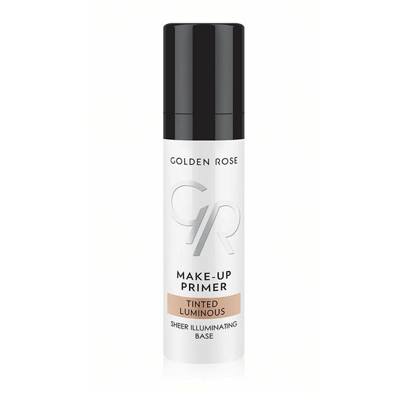 MAKE-UP PRIMER TINTED LUMINOUS - Golden Rose Cosmetics BiH