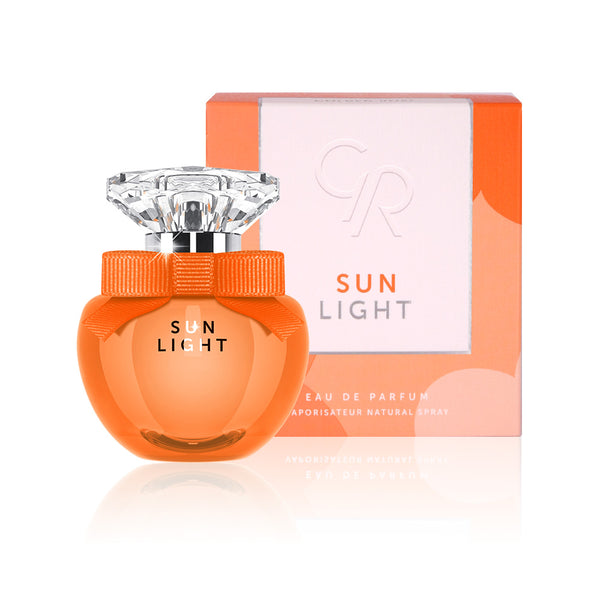 Eau De Parfum - Sun Light 30ml - Golden Rose Cosmetics BiH