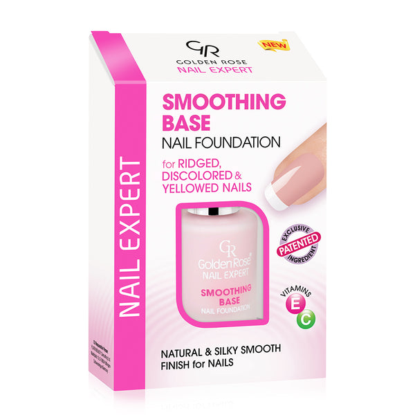 Nail Expert Smoothing Base Nail Foundation - Golden Rose Cosmetics BiH