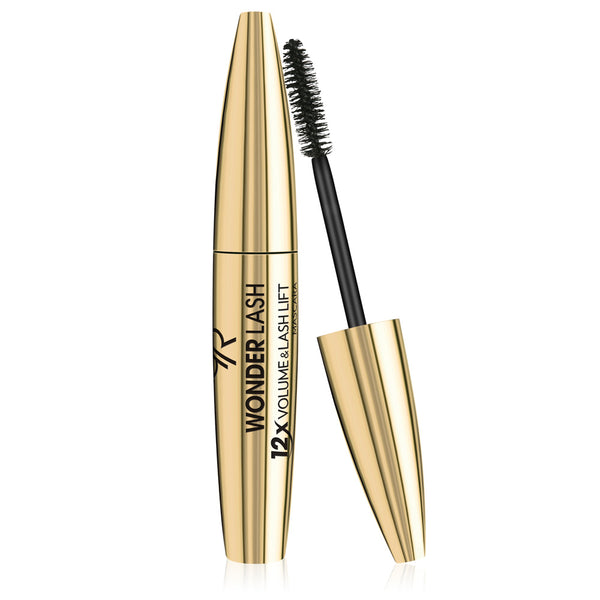 Wonder Lash Mascara 12x Volume & Lash Lift - Golden Rose Cosmetics BiH
