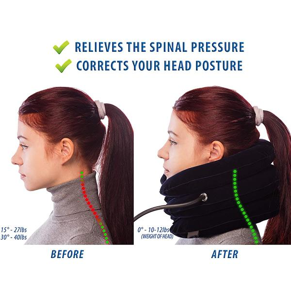 Air Neck Therapy Pillow