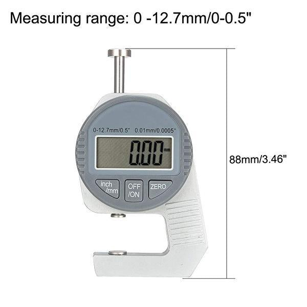 High-precision Digital Thickness Gauge