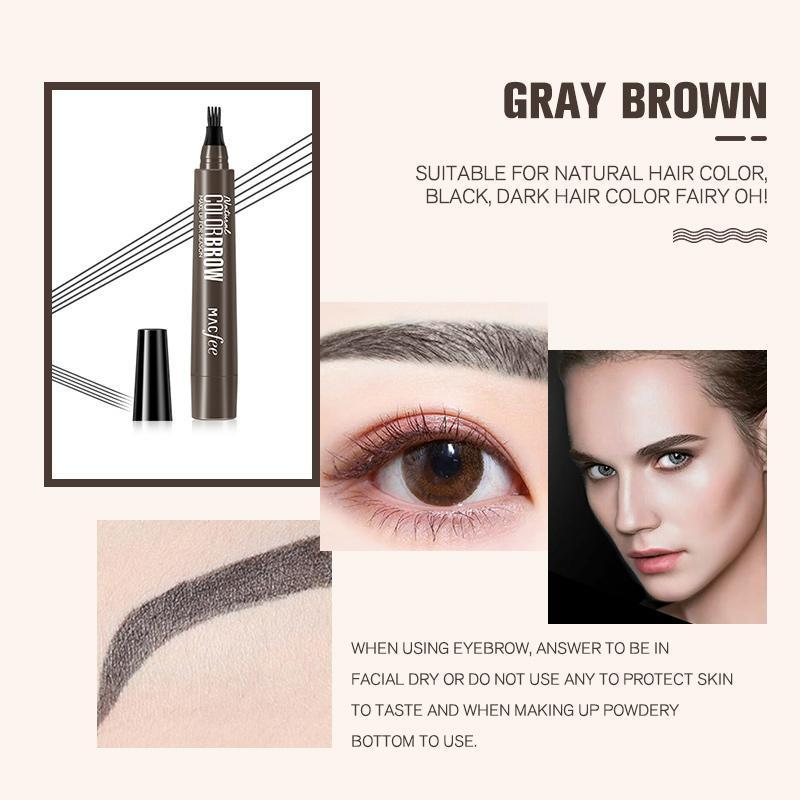 4 Points Eyebrows Pen