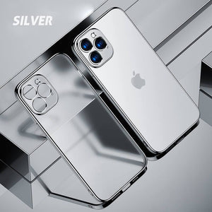 Premium TPU Anti-fingerprint iPhone Case(Black Friday 50% OFF)