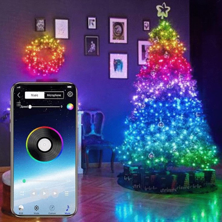 USB Bluetooth Music RGB Light(Christmas discount 50% OFF)