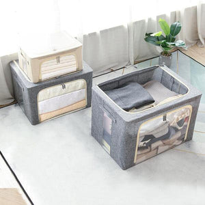 Folding clothes storage box-Free Shipping!!
