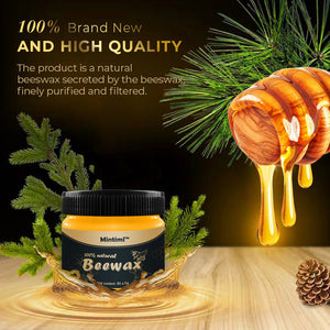 Wood Seasoning Beeswax (Buy more save more! )
