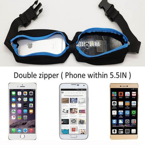 Multi-Function Invisible Waist Pack