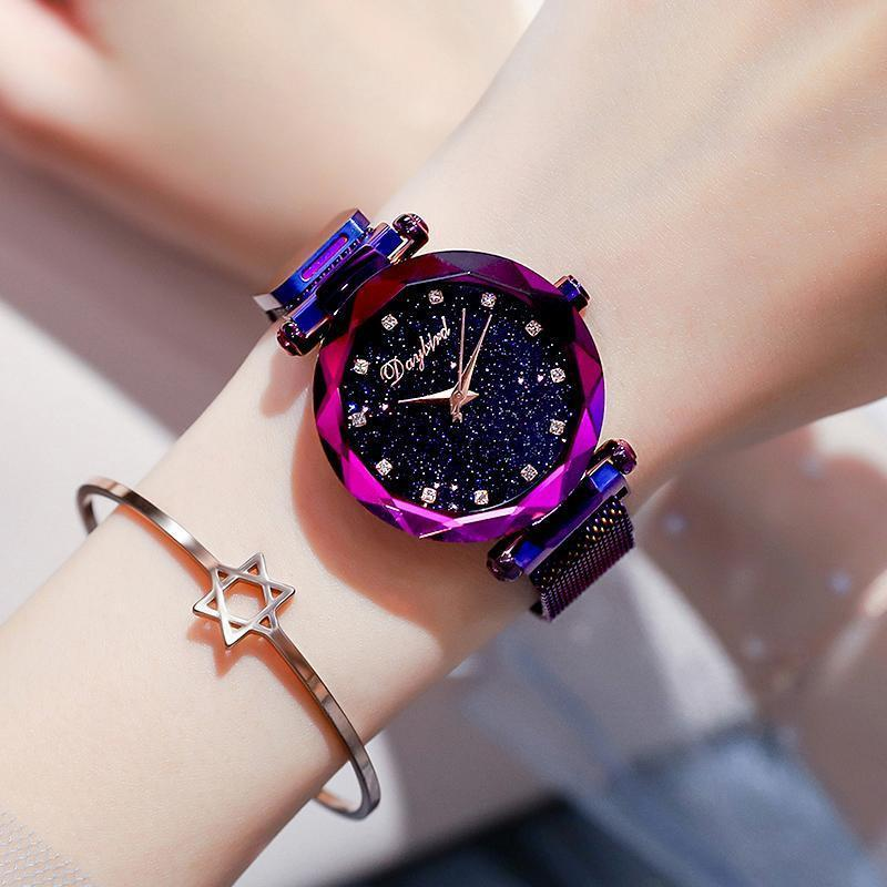 (50% OFF TODAY)Starry Sky Watch Perfect Gift Idea