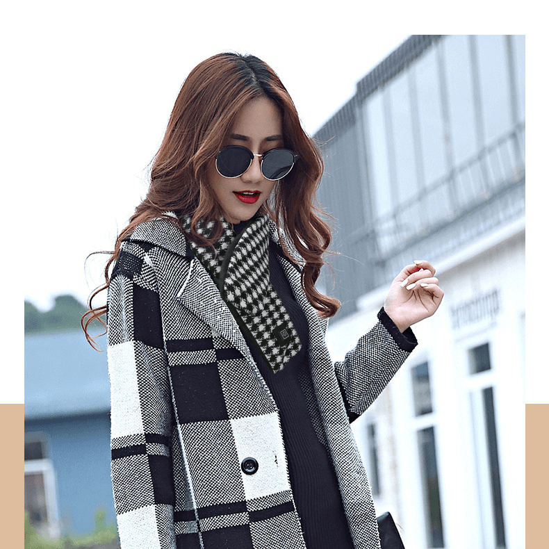 Continuous Warming Heat Adjustable Scarf