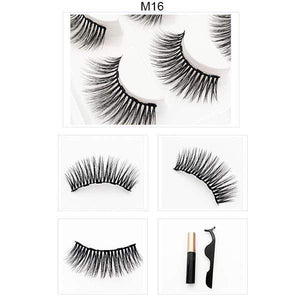 Magnetic Eyeliner ( 1 set )