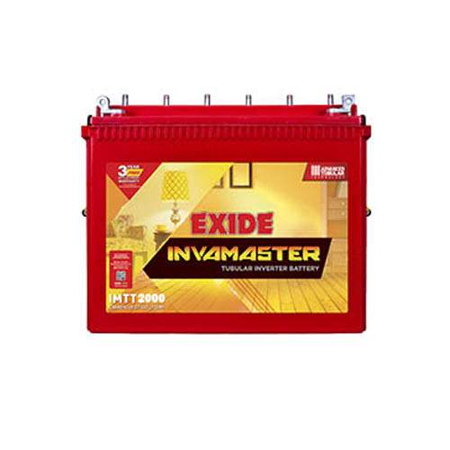 Exide INVA Master IMTT2000 Tall Tubular Battery Price in India