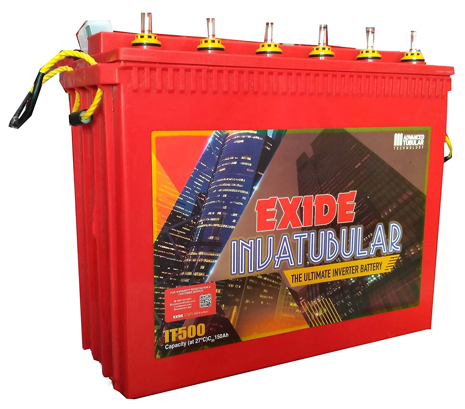 Exide IT 500 Plus 150ah Battery