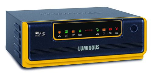 Luminous NXG 1100 Solar Hybrid Inverter /12V Home UPS