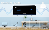 Luminous zelio 1700i  Sine Wave Inverter Smart Home UPS with Mobile App Control.