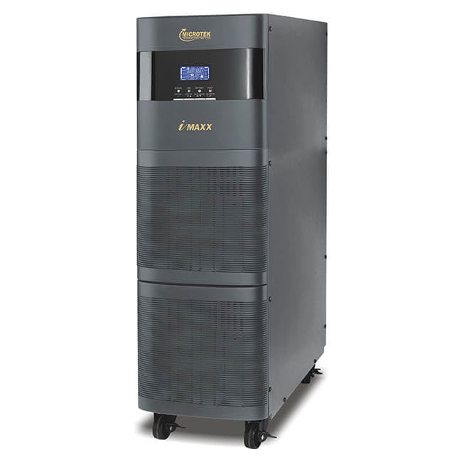Buy Microtek 10 KVA Online UPS  i-MAXX With Isolation Transformer