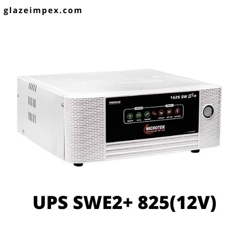 Buy Online Microtek E2+ Sine Wave Inverter 825/12V UPS at Best In India