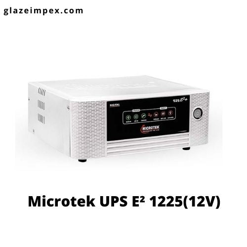 Buy Online Microtek inverter 1225 E2+ Digital Models Inverter at Lowest Price In India