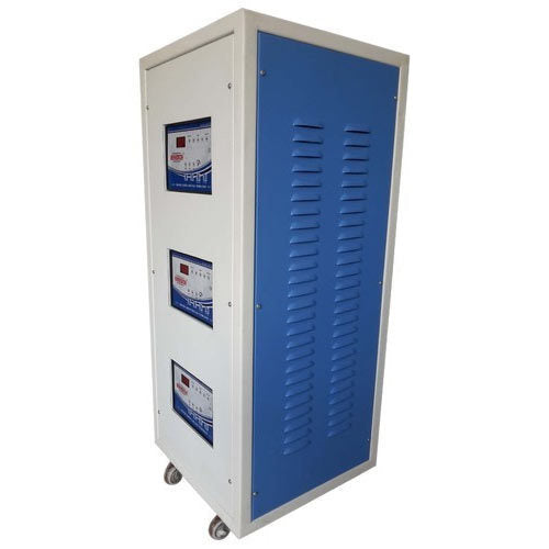 Servokon 3 Phase Voltage Stabilizer 10kva Air Cooled at Best Price In glazeimpex