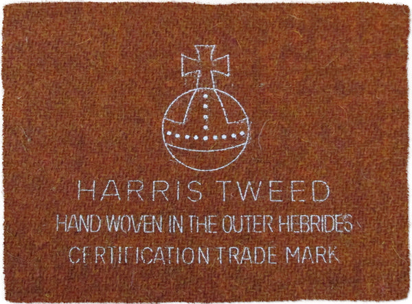 The Harris Tweed Orb Trademark