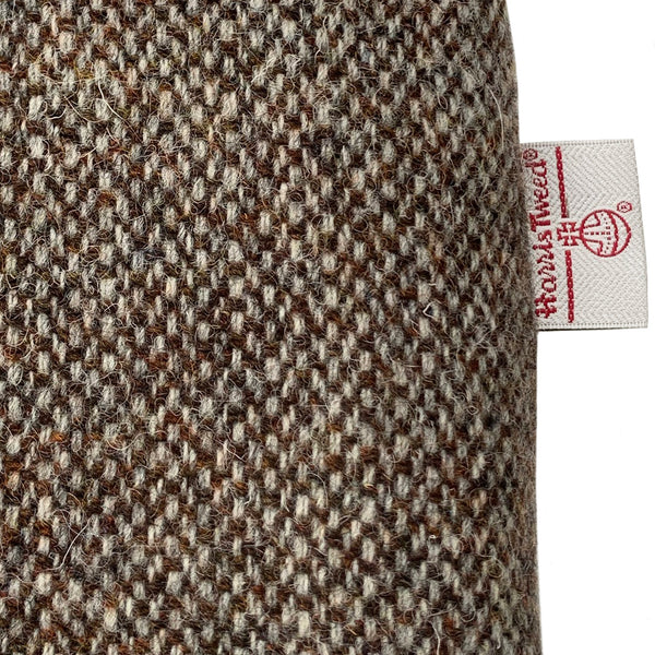 Harris Tweed Brown & Grey Barleycorn Tea Cosy