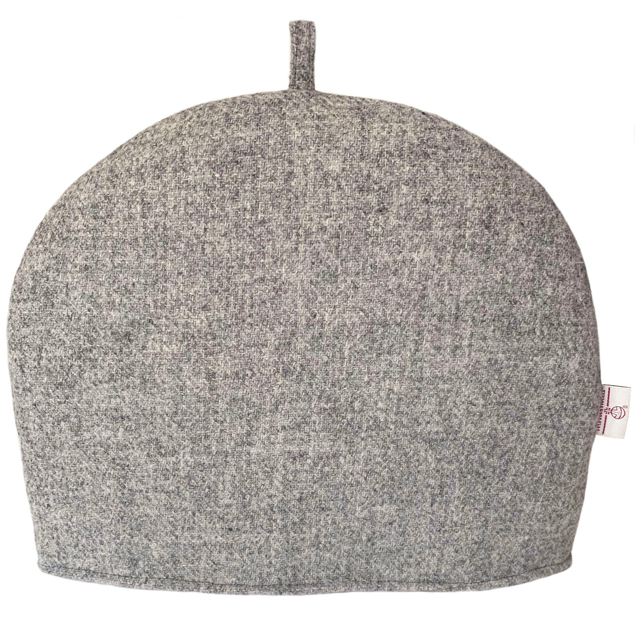 Harris Tweed Grey Marl Tea Cosy