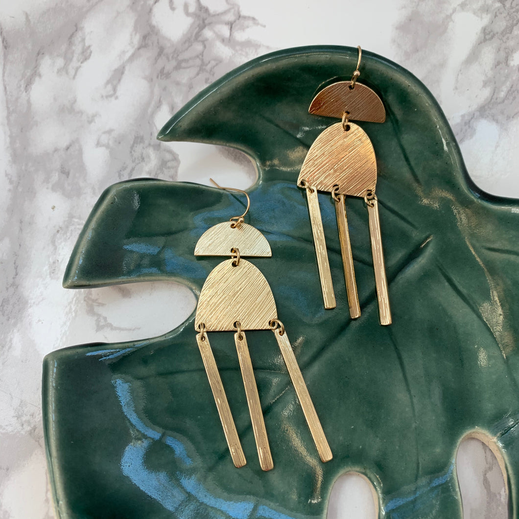 Area 51 Statement Earrings