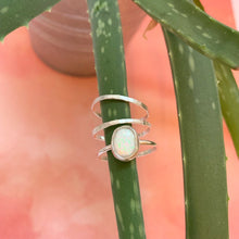Load image into Gallery viewer, Opal Statement Ring