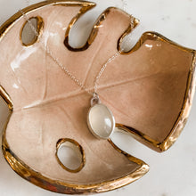 Load image into Gallery viewer, Empowered Chalcedony Pendant Necklace