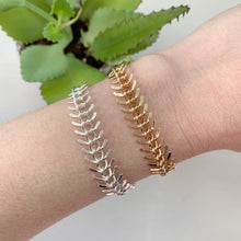 Load image into Gallery viewer, Fishbone Bracelet