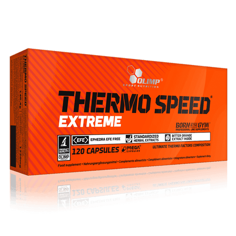 Arzatoare de grasimi Olimp Sport Nutrition Thermo Speed  Fat burner