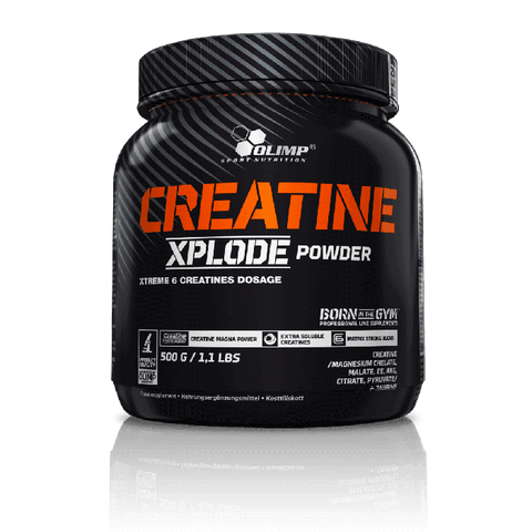 Olimp Sport Nutrition Creatina Creatine Xplode Powder