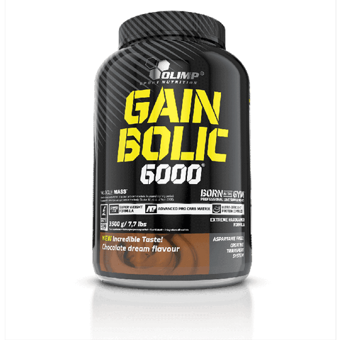 Gainer Olimp Sport Nutrition Gain Bolic 6000