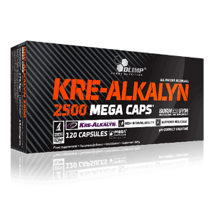 Olimp Sport Nnutrition  Kre-Alkalyn 2500 Mega Caps