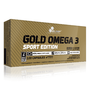 Omega 3 Olimp Sport Nutrition Gold Omega 3