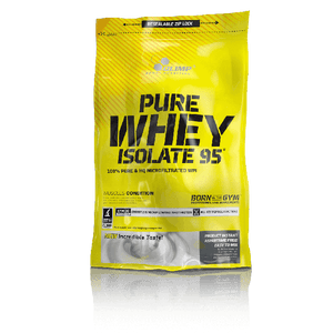 Olimp Sport Nutrition Pure Whey Isolate 95 chocolate