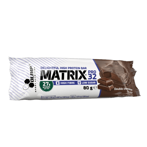batoane proteice olimp sport nutrition matrix pro 32 chocolate