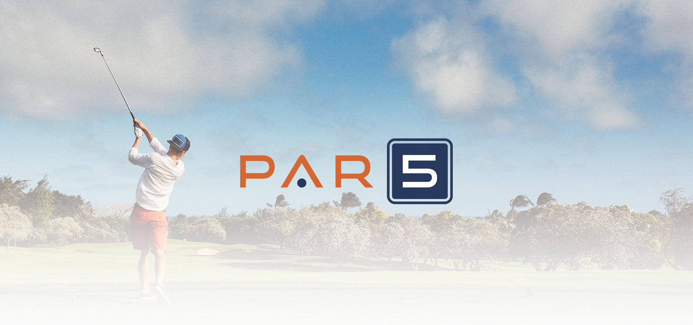 Par5 CBD Golf Products