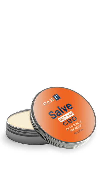 Par5 Salve 500mg CBD