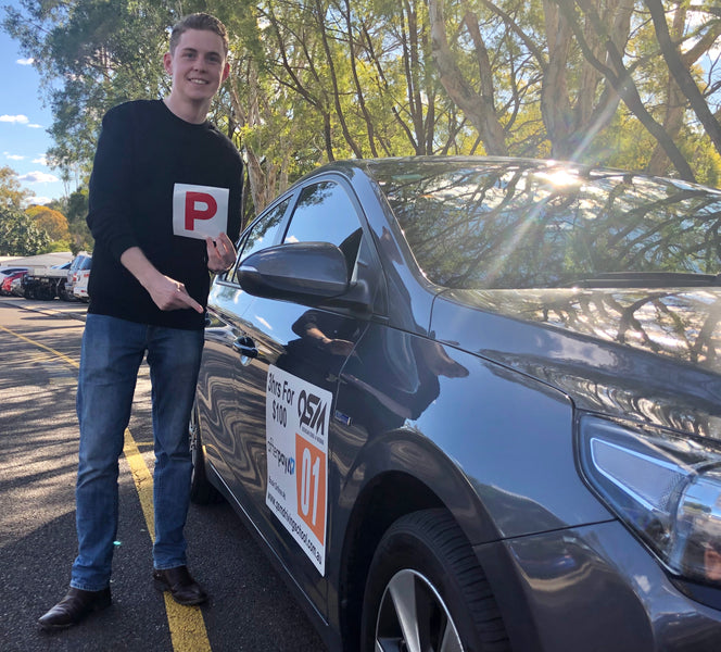 Take your test with QSM, the only driving school in Oz with an EV!!
