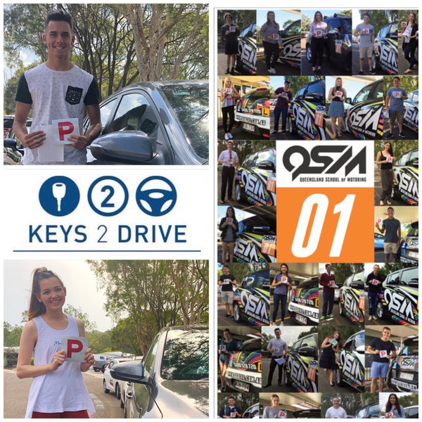 Get a FREE driving lesson with QSM!
